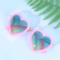 1Pc Sunglasses Chic Durable Spectacles Eyewear Heart Glasses for Valentine's Day