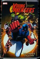 Young Avengers The Complete Collection TPB Wiccan Hulkling Marvel Heinberg