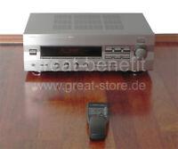 YAMAHA RX-496RDS Stereo-Receiver inkl. original Fernbedienung