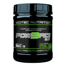 SCITEC Pow3rd! 2.0 350g AROUSING APPLE - PRE WORKOUT