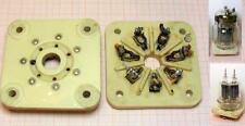 Socket 7-pins ceramic for tube 6S33S ( 6C33C ) GU29 6C41C GMI-6 [M3-BP]