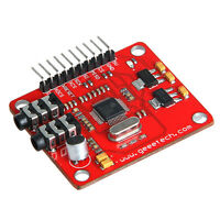 VS1053 MP3 Real-time Recording Module with SD card slot Ogg AAC for Arduino