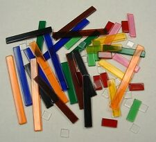 Cuisenaire Rods for the Overhead - Complete 60 Pieces Set