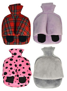 Foot Warmer Hot Water Bottle - Gift Boxed