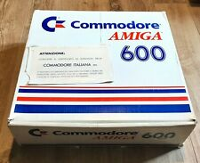Amiga 600 Tested Working Original Box Scatola Tested And Working