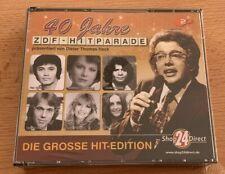 Dieter Thomas Heck 40 Jahre ZDF Hitparade 6 CD