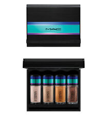 MAC Cosmetics Holiday 2015 Irresistibly Charming Pigments And Glitter/Gold