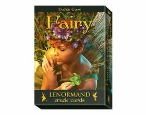 FAIRY LENORMAND ORACLE Cards & Instruction Booklet
