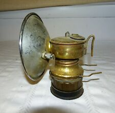 Antique Butterfly Coal Miner's Lamp