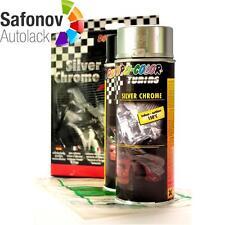 DUPLI-COLOR Silver Chrome Effekt Tuning 150°C Spray Set (2x400 ml) *674570