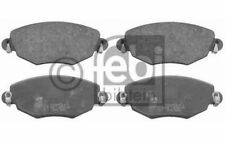 4x FEBI BILSTEIN Front Brake Pads For FORD MONDEO 16402