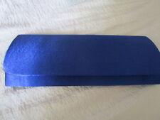 Abendtasche Clutch Blau