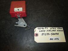 95-97 LEXUS LS400 LAMP FAILURE MODULE #89373-50070 *See item description*