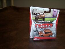 DISNEY - PIXAR - CARS - CORA COPPER -RSN RACING SPORTS NETWORK - NICE CARD- NEW