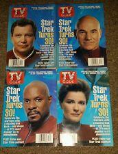 Star Trek 1996 TV Guide Set