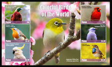 2018 Palau, birds, sheet of 6 stamps, MNH