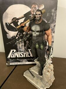 sideshow collectible exclusive The Punisher statue figure