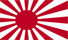 5Ft X 3Ft 5'X3' Flag Japan Rising Sun Japanese