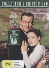 The Quiet Man DVD Collectors Edition New and Sealed Australia Region 4