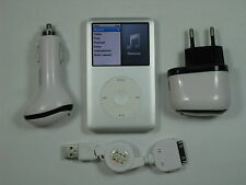 APPLE IPOD CLASSIC VIDEO 80 GB SILVER 6° GEN MOD: MB029ZP SLIM PERFETTO SCONTO