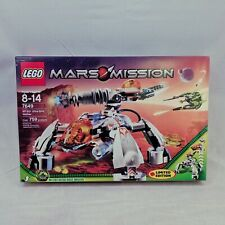 Lego Mars Space set 7649 MT-201 Ultra Drill Walker 759 Pieces