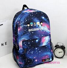 BIGBANG DAESUNG SEUNGRI G-DRAGON TAEYANG BAG BACKPACK SCHOOLBAG BLUE KPOP NEW
