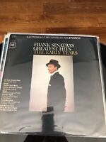 Mint- Frank Sinatra Greatest Hits Early Years Columbia Records CL2474 LP