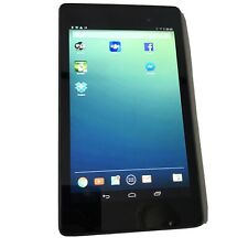 Asus Google Nexus K008 2nd Generation 7in TouchScreen Tablet Android Black 🏋️