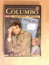 DVD SERIES / COLUMBO N° 8 / 2 EPISODES / NEUF SOUS CELLO