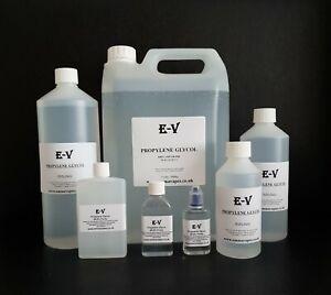 Propylene Glycol MPG USP/EP 99.8% Pure, Food / Cosmetic Grade