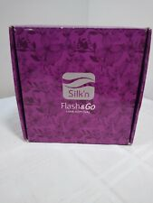 Tested Silk'n Flash & Go Hair Removal Device System For Women and Men. Works
