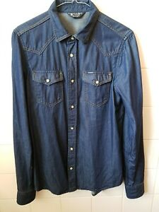 Diesal mens denim shirt