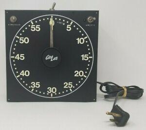 GraLab Darkroom Timer Clock Model 300 Developing Photography Photo Lab Vintage