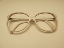 Jordache Eyeglasses White with Black Stripes Frames Frame Italy