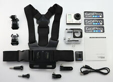 GOPRO HERO 3+ PLUS BLACK EDITION 1080P / 4K CAMCORDER SDHC CARD HD VIDEO CAMERA
