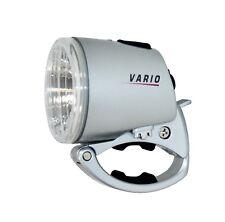Sigma 16400 Vario Batterie + Dynamo Halogen Frontleuchte Frontlampe 25 Lux