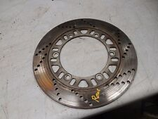 kawasaki zx900 gpz900 ninja 900 rear back brake disc disk rotor 1984 1985 1986