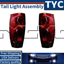 TYC 11-5889-00-9 Chevrolet Right Replacement Tail Light Assembly