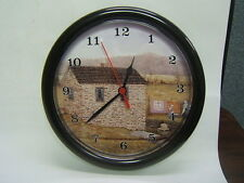 Stonehouse & Quilts Clock plastic George Losch Juniata County Artist