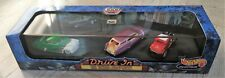 NEW 1999 Hot Wheels Collectibles Cool Classics Series 4 Drive In 3-Car Set