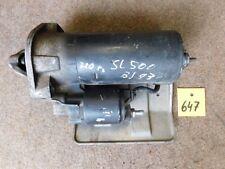 Anlasser Starter SL500  R129 Bosch 0001110053  1005821434  0331303115  - 615