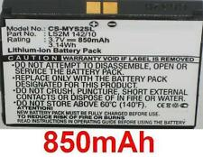 Batterie 850mAh art 179134831 179134849 LS2M 142/10 Für SAGEM Puma Telefon
