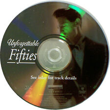 Unforgettable Fifties (CD, 1998 TKO) Songs YOU Know!