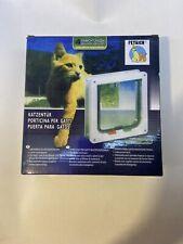 Petrich Cat Door Medium New Open Box