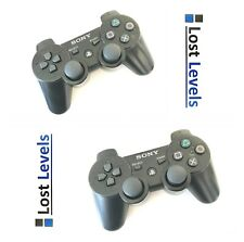 Official Ps3 Controller - Choose Either Dualshock Or Sixaxis - Playstation 3