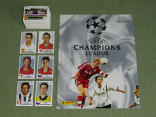 2001 2002 UEFA Champions League PANINI - empty album + set (ALL 304 stickers)