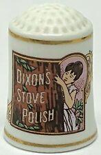 1980 Franklin Porcelain Dixon's Stove carburet POLACCO FERRO Country Store DITALE