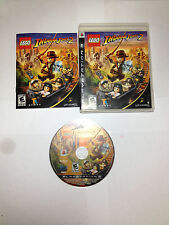 Lego Indiana Jones 2 The Adventure Continues PS3 Game ( PlayStation 3, PS3 )