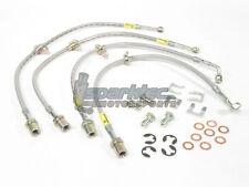 Goodridge G-Stop Stainless Steel Brake Line Kit 08-14 Subaru Impreza WRX STI NEW