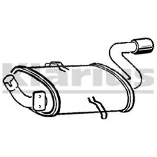 1x KLARIUS OE Quality Replacement Rear / End Silencer Exhaust For VOLVO Petrol